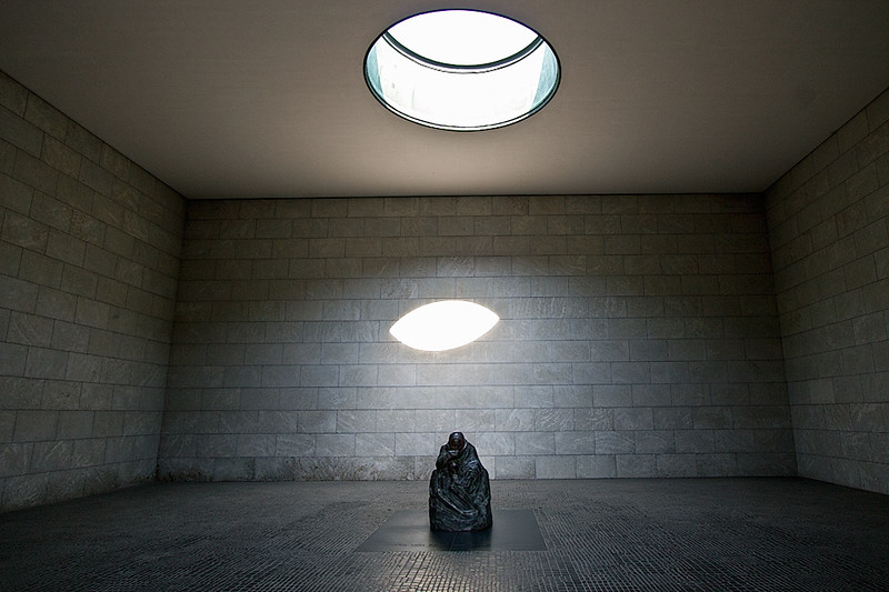 Neue Wache, (New Guardhouse), a memorial to victims of war and tyranny in Berlin