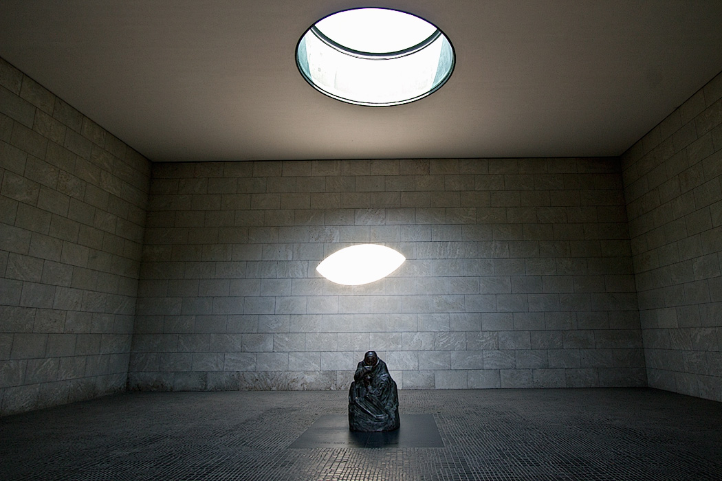 Neue Wache, (New Guardhouse), a memorial to victims of war and tyranny in Berlin, was originally built as a guardhouse for the troops of the crown prince of Prussia.